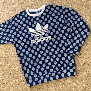 Adidas Polka Dot Sweatshirt
